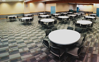 The Rec Center Banquet Room