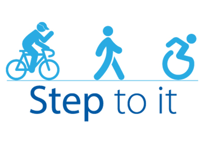 Step to it Challenge logo 2018