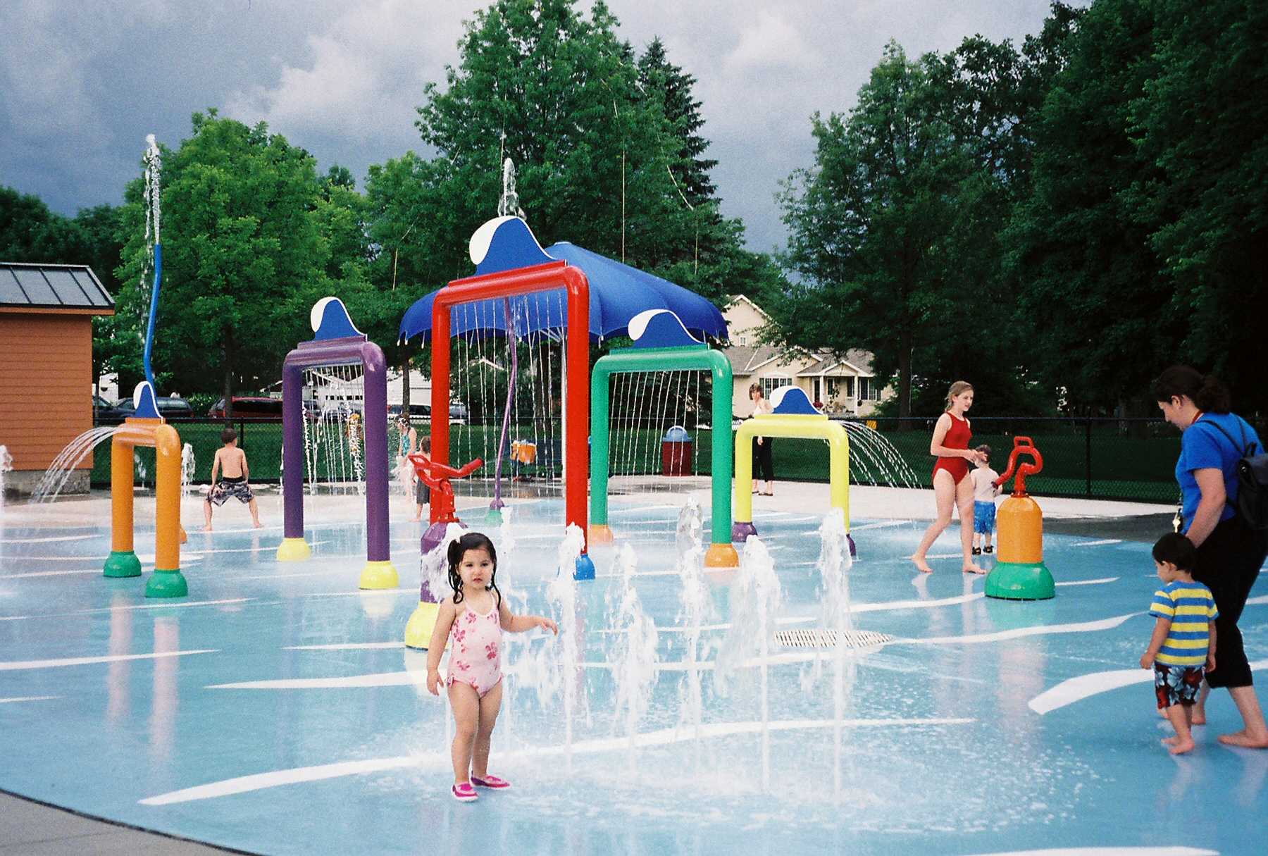 Oak Hill Splash Pad