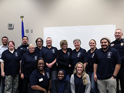 Citizens Police Academy 2017