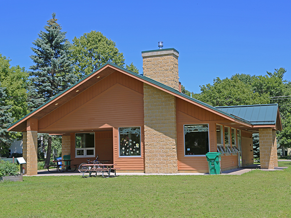 browndale park building