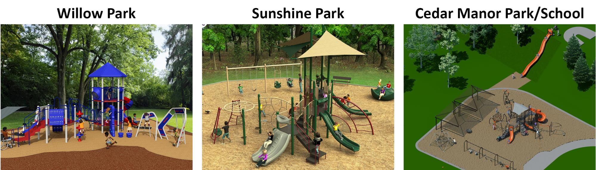 2019-new-park-playgrounds-willow-sunshine-cedar-manor2