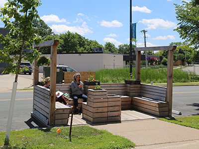 Parklets are coming to St. Louis Park!